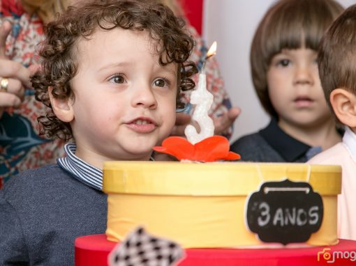 Lucca – 3 anos